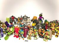 TMNT - Teenage Mutant Ninja Turtles - VINTAGE & MODERN - VARIATIONS - JWZ
