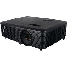 Optoma Full 3D XGA 3300 Lumen DLP Projector with Superior Lamp Life and HDMI