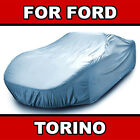 Fits. [FORD TORINO 2-DOOR] 1970-1971 CAR COVER ☑� 100% Waterproof ✔CUSTOM✔FIT  for sale