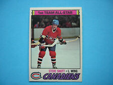 1977/78 O-PEE-CHEE NHL HOCKEY CARD #120 STEVE SHUTT EX/NM NM SHARP!! 77/78 OPC