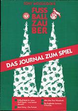 05.09.1990 Fortuna Köln + England - 1. FC Köln, Abschiedsspiel Tony Woodcock
