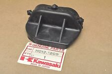 NOS New Kawasaki 1982-1983 KX125 Air Filter Cleaner Rubber Cap 11012-1205