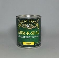 General Finishes ArmRSeal Finish - SATIN! 1 Quart