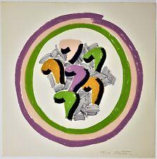"""JOHN ALTOON About Women 1966 GEMINI G.E.L. Ken Tyler LITHOGRAPH """"39/100"""""""