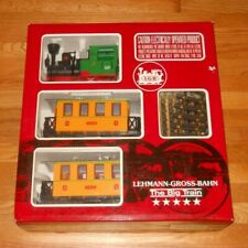 LGB Set #20537 Fields Great Western Railroad Passenger Set