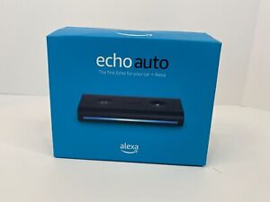 Echo Auto- Hands-free Alexa in your car with your phone NEW