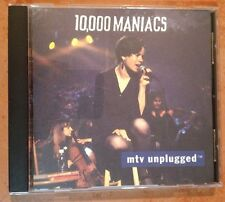 ☀️ MTV Unplugged by 10,000 Maniacs CD, Oct-1993, Music Natalie Merchant USA MINT