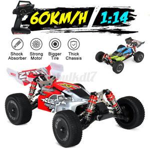 Wltoys XKS 144001 RC Car High Speed 1/14 2.4GHz RC Buggys 4WD Car RTR 60km/h