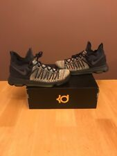 Nike Zoom KD9 Elite Limited Multi-color SZ 10.5 $150 Rare Flyknit Off White