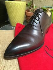 AUTH CHRISTIAN LOUBOUTIN MENS SHOES PLATTERS FLAT US SIZE 10 MADE IN ITALY