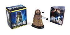 Doctor Who Dalek Collectible Figurine and Illustrated Book / Dr. Who