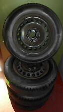 Winterräder Skoda Octavia 195/65R15 auf Stahlfelg