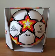 More details for champions league official match ball 2021 / 2022 - adidas finale 21 - rrp £120!