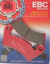 EBC - FA656X - Carbon Brake Pads FRONT Polaris Sportsman 325 2014-2015
