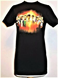 Misses soft DOCTOR WHO All The Doctors T-shirt