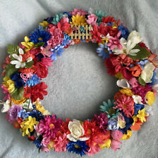 14in Summer wreath