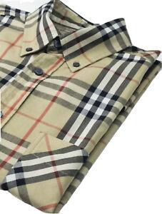 Burberry Nova Check Long sleeved shirt Size - M ( Medium)