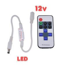 TELECOMANDO DIMMER RF WIRELESS PER STRIP LED 12V CONTROLLER PER STRISCIA LED