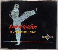 House Of Gypsies - Sume Sigh Say - CDM - 1994 - Tribal House 4TR Todd Terry