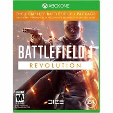 Xbox One 1 Battlefield 1 Revolution Edition NEW Sealed REGION FREE USA