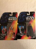 Star Wars Power Of The Force Luke Skywalker Set Of 2