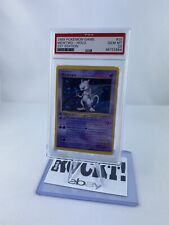 Pokémon, Mewtwo, Mewtu, Custom made, ähnlich PSA, Mint 10, grade, Proxy