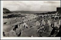 Saint-Malo Bretagne France ~1930/40 CPA Plage Beach AK