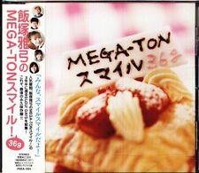 Iizuka Mayumi - 飯塚雅弓のMEGA-TONスマイル!36g - Japan CD - J-POP - 12Tracks