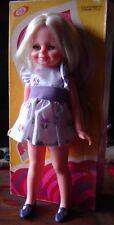 "Vintage boxed Ideal Crissy's Cousin Velvet doll. 15"" tall."