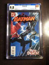 Batman 635 CGC 9.8 WP (DC 2/05) 1st Jason Todd as Red Hood