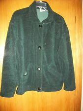 Women's Columbia Green Fall Jacket size L