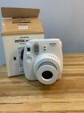 Fujifilm Instax Mini 8 White Instant Film Camera
