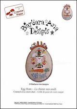 Barbara Ana Designs X-stitch Chart - Egg Hunt - La chasse aux oeufs