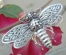 Without Stone Sterling Silver Handcrafted Brooches