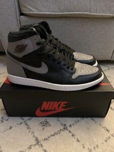 Size 12 -Air Jordan 1 Retro High OG Shadow 2018