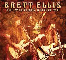 BRETT ELLIS: THE WARRIORS BEFORE ME CD (MEGA-KILLER HEAVY GUITAR TRIBUTE DISC)
