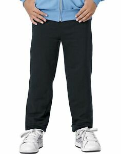 Hanes Boy/'s soft sweat pant ecosmart Size and color options