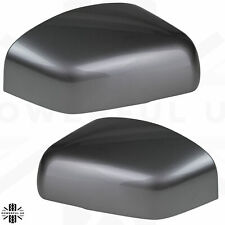 Stornoway Grey wing mirror cover for LandRover Discovery 3 LR3 disco LRC907 cap