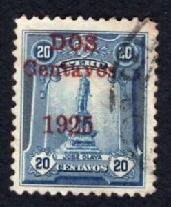 Peru 1925 stamp Mi#213I used