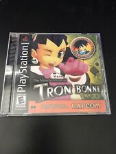 The Misadventures Of Tron Bonne Ps1 Reproduction Case No Disc