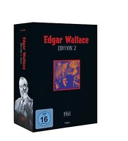 EDGAR WALLACE EDITION 2 4 DVD BOX KRIMI NEU