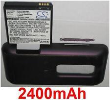 Coque + Batterie 2400mAh type 35H00164-00M Pour HTC EVO 3D