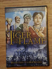 The Tiger and the Flame DVD Video 2005 Movie Film Cinema Deluxe