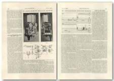 1927 Tel Aeroplane Engine Revolution Recorder