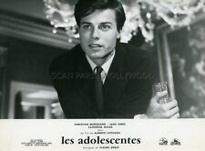 JEAN SOREL  LES ADOLESCENTES  1964 VINTAGE PHOTO ORIGINAL