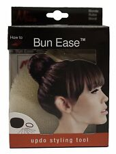 Mia Bun Ease Bun Styling 6-Piece Tool, Blonde