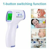 Digital IR Infrared Thermometer Non-Contact Forehead Baby/Adult Body Termometer