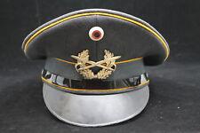 West German Cavalry Peak Cap Hat