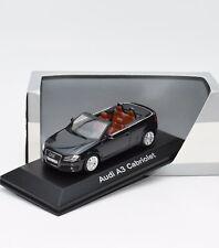 Minichamps 5010803333 Audi A3 Cabrio Phantomschwarz collection, 1:43, OVP, 96/14