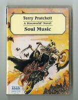Soul Music: by Terry Pratchett - MP3CD - Unabridged Audiobook